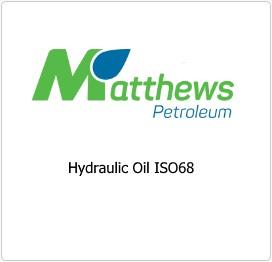 Hydraulic Oil ISO68